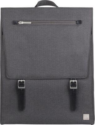 MOSHI Helios Laptop Backpack Herringbone Gray - MOSHI Laptop Backpacks