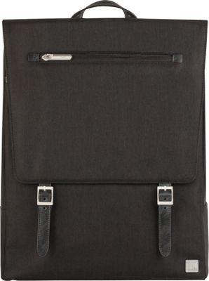 MOSHI Helios Laptop Backpack Charcoal Black - MOSHI Laptop Backpacks
