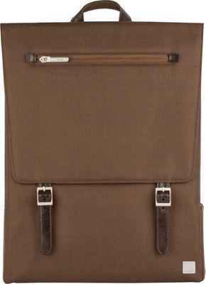 MOSHI Helios Laptop Backpack Cocoa Brown - MOSHI Laptop Backpacks