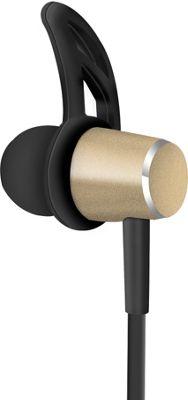 HyperGear MagBuds Wireless Aluminum Alloy Earphones Gold - HyperGear Wearable Technology