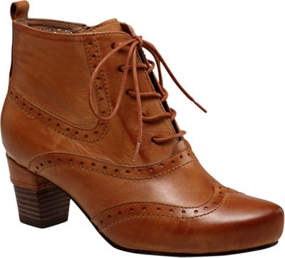 Vicenzo Footwear Isabella Chunky Low Heel Women Leather Booties 9 - Brown - Vicenzo Footwear Women's Footwear