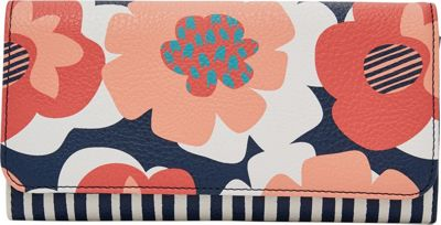 Relic Takeaway Flap Checkbook Poppy - Relic Women's Wallets
