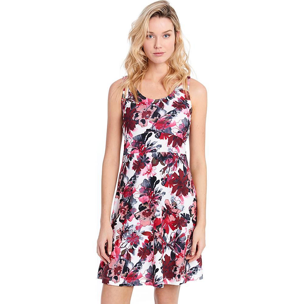Lole Saffron  Dress XS - Cinnabar Garden Party - Lole Womens Apparel - Apparel & Footwear, Women's Apparel