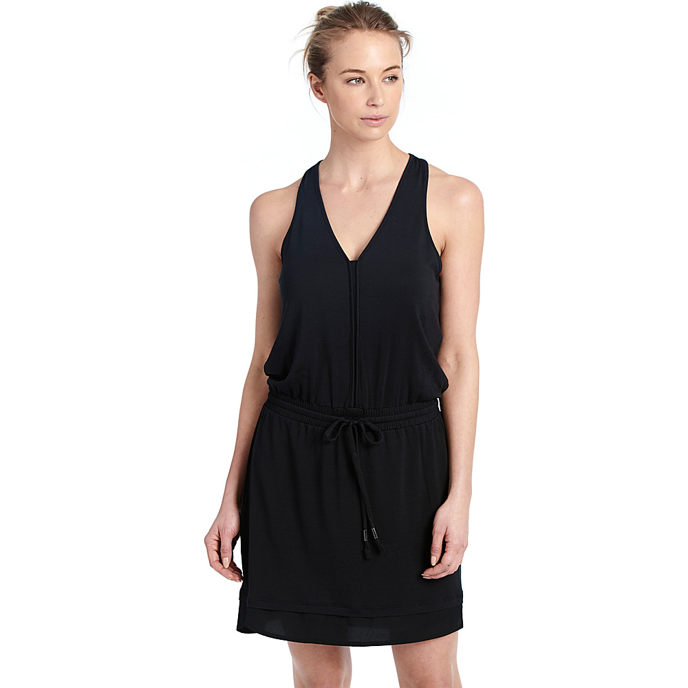 Lole Abisha Dress XS - Black - Lole Womens Apparel - Apparel & Footwear, Women's Apparel