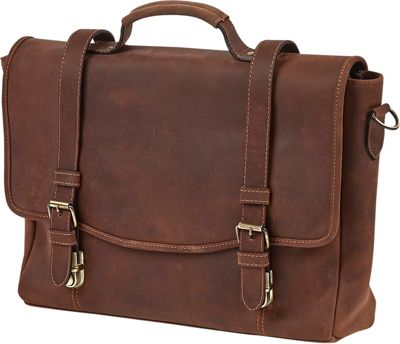 ClaireChase Rustic Messenger Rustic Brown - ClaireChase Messenger Bags