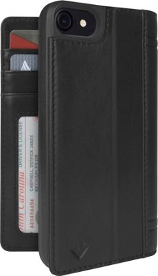 Twelve South Journal Premium Wallet for iPhone7 Black - Twelve South Electronic Cases