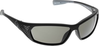 Native Eyewear Andes Sunglasses Matte Black with Polarized Gray - Native Eyewear Eyewear