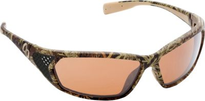 Native Eyewear Andes Sunglasses CAMO MAX1/Matte Black with Polarized Brown - Native Eyewear Eyewear