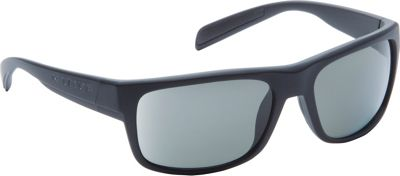Native Eyewear Ashdown Sunglasses Matte Black with Polarized Gray - Native Eyewear Eyewear