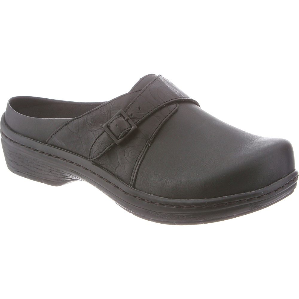 KLOGS Footwear Womens Bristol 6 - M (Regular/Medium) - Black Kpr - KLOGS Footwear Womens Footwear - Apparel & Footwear, Women's Footwear