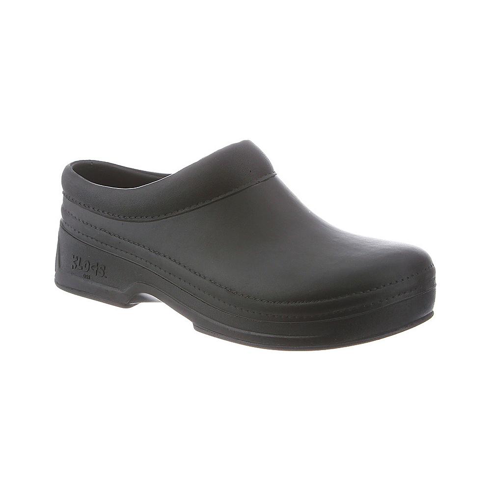 KLOGS Footwear Mens Zest 8 - M (Regular/Medium) - Black - KLOGS Footwear Mens Footwear - Apparel & Footwear, Men's Footwear
