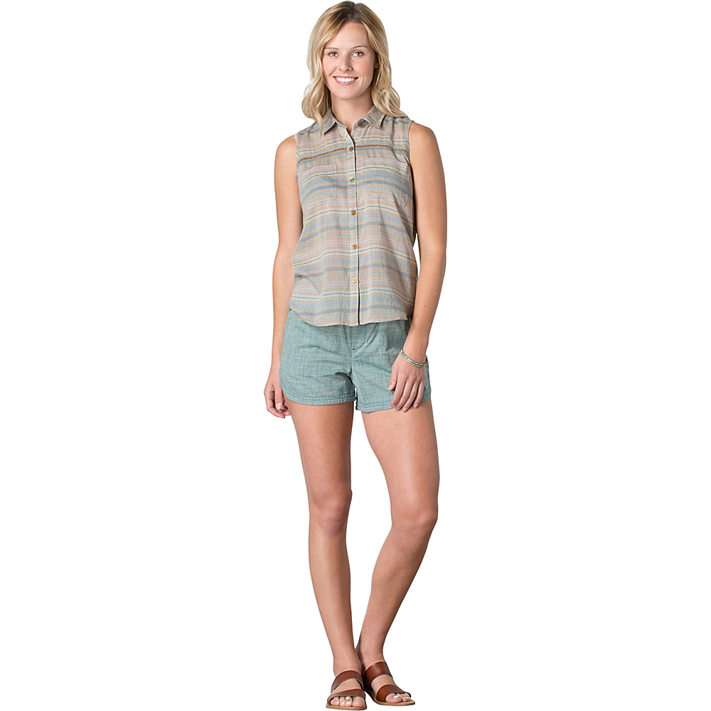 Toad & Co Festi Short S - 3in - Hydro - Toad & Co Womens Apparel - Apparel & Footwear, Women's Apparel
