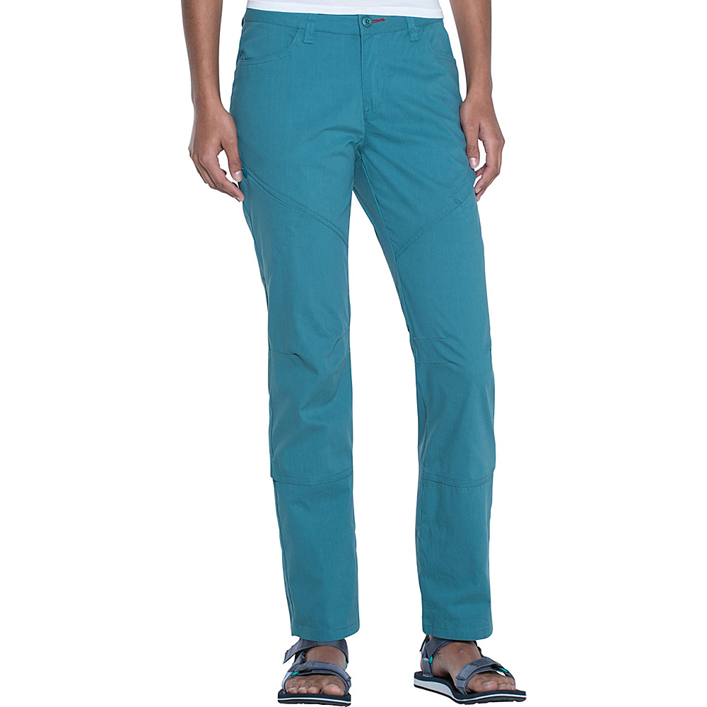 Toad & Co Summitline Hiking Pant 2 - 31in - Hydro - Toad & Co Womens Apparel - Apparel & Footwear, Women's Apparel
