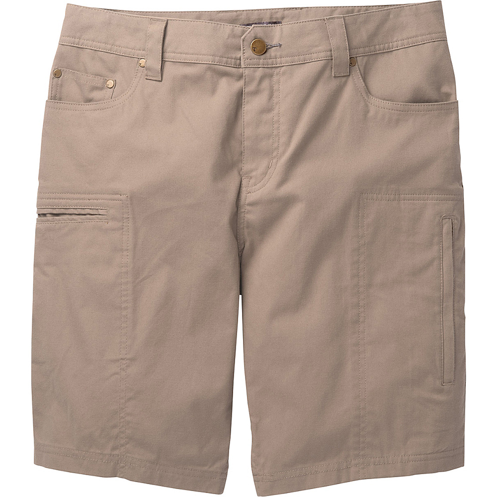 Toad & Co Cache Cargo Short 30 - Dark Chino - Toad & Co Mens Apparel - Apparel & Footwear, Men's Apparel