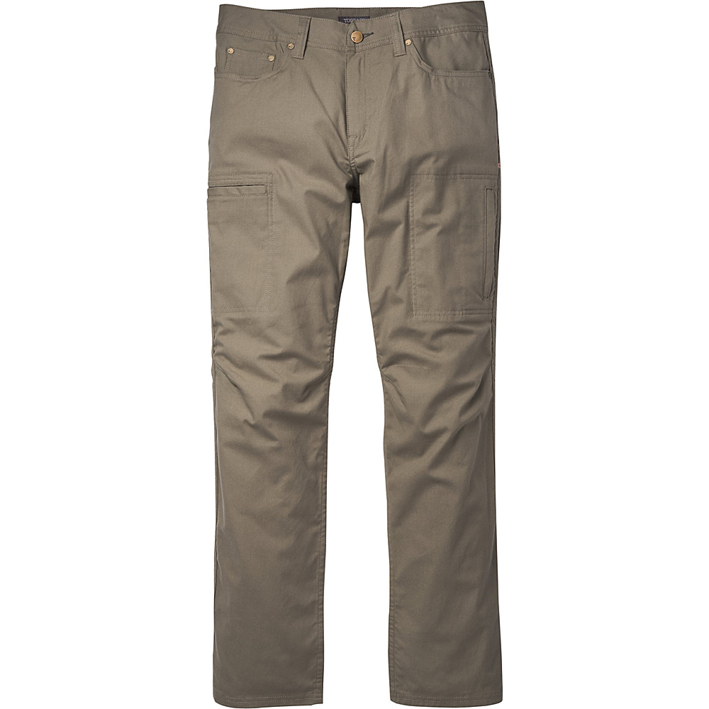 Toad & Co Cache Cargo Pant 32 - 30in - Dark Moss - Toad & Co Mens Apparel - Apparel & Footwear, Men's Apparel