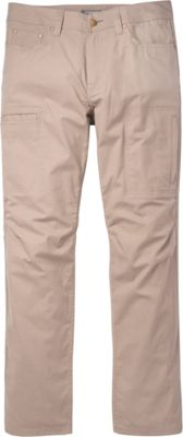 Toad & Co Cache Cargo Pant 34 - 32in - Dark Chino - Toad & Co Men's Apparel