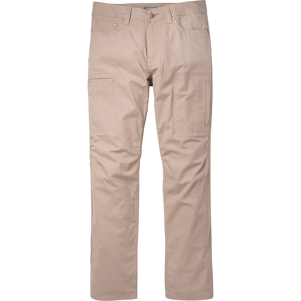 Toad & Co Cache Cargo Pant 34 - 32in - Dark Chino - Toad & Co Mens Apparel - Apparel & Footwear, Men's Apparel