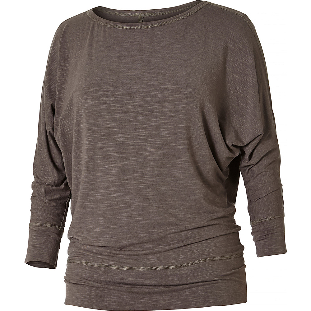 Royal Robbins Womens Noe Dolman Shirt S - Taupe - Royal Robbins Womens Apparel - Apparel & Footwear, Women's Apparel