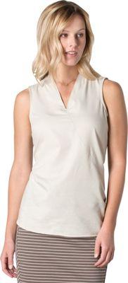Toad & Co Wayfair SL Shirt M - Pelican - Toad & Co Women's Apparel