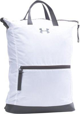Under Armour Team Multi Tasker Backpack White/Graphite/Graphite/Black - Under Armour Everyday Backpacks