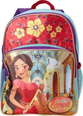 Disney Elena Backpack Turquoise - Disney Kids' Backpacks