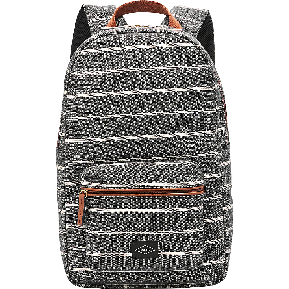 Fossil Phoebe Backpack Chambray - Fossil Fabric Handbags - Handbags, Fabric Handbags