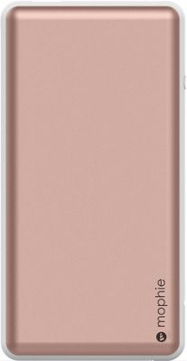 Mophie Powerstation Plus 12,000mAh Rose Gold - Mophie Portable Batteries & Chargers