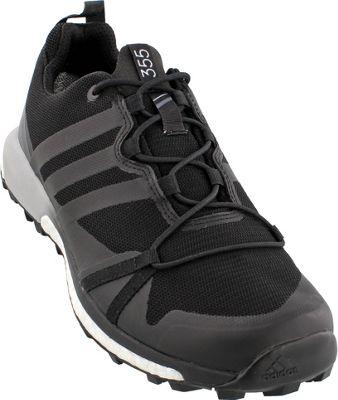 adidas outdoor Mens Terrex Agravic GTX Shoe 14 - Black/Black/White - adidas outdoor Men's Footwear