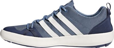 adidas outdoor Mens Terrex Climacool Boat Shoe 7 - Black/Black/White - adidas outdoor Men's Footwear