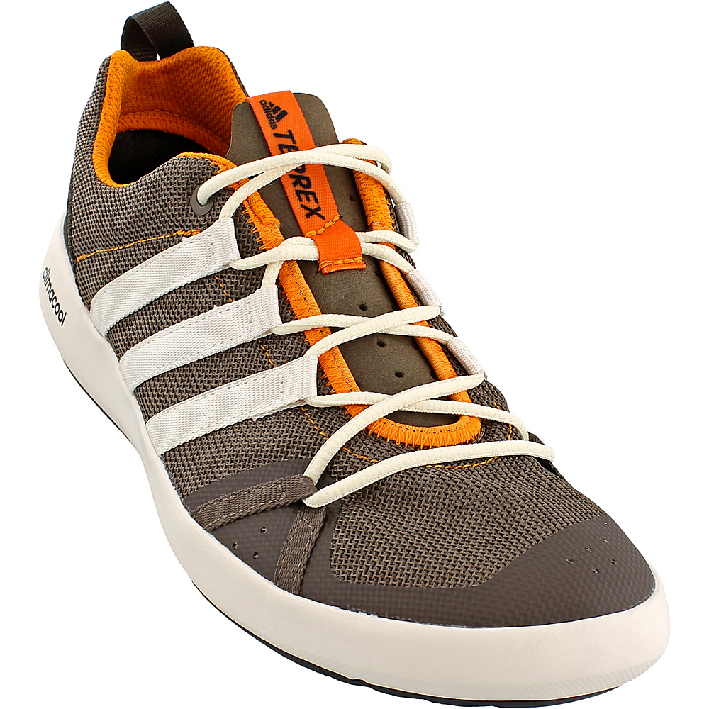 adidas outdoor Mens Terrex Climacool Boat Shoe 12 - Cargo Brown/Chalk White/Umber - adidas outdoor Mens Footwear - Apparel & Footwear, Men's Footwear