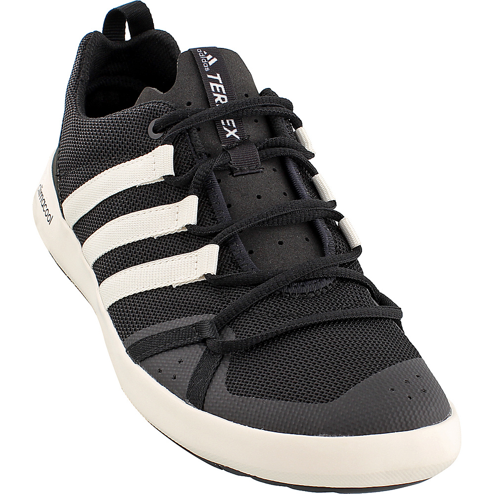 adidas outdoor Mens Terrex Climacool Boat Shoe 6 - Black/Chalk White/Black - adidas outdoor Mens Footwear - Apparel & Footwear, Men's Footwear