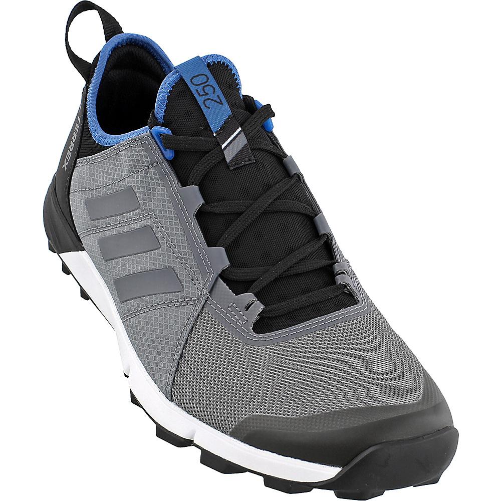 adidas outdoor Mens Terrex Agravic Speed Shoe 12 - Vista Grey/Vista Grey/Core Blue - adidas outdoor Mens Footwear - Apparel & Footwear, Men's Footwear