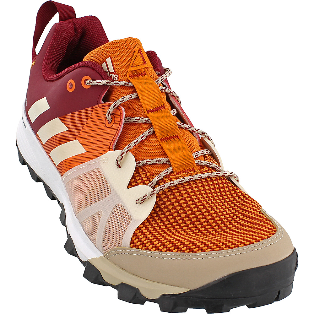 adidas outdoor Mens Kanadia 8 TR Shoe 6.5 - Tactile Orange/Chalk White/Col. Burgundy - adidas outdoor Mens Footwear - Apparel & Footwear, Men's Footwear