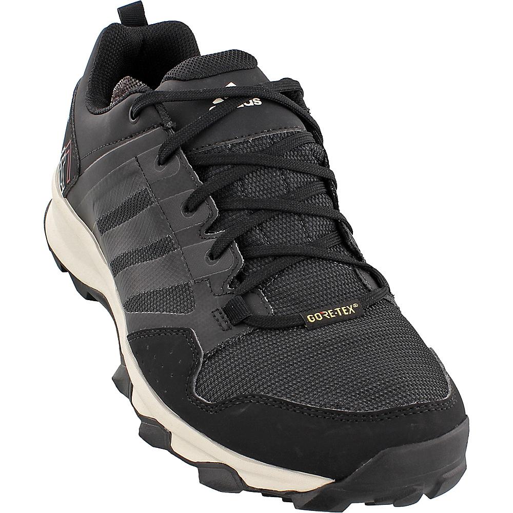 adidas outdoor Mens Kanadia 7 TR GTX Shoe 7 - Dark Grey/Black/Chalk White - adidas outdoor Mens Footwear - Apparel & Footwear, Men's Footwear