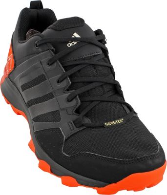 adidas outdoor Mens Kanadia 7 TR GTX Shoe 7 - Black/Black/Energy - adidas outdoor Men's Footwear