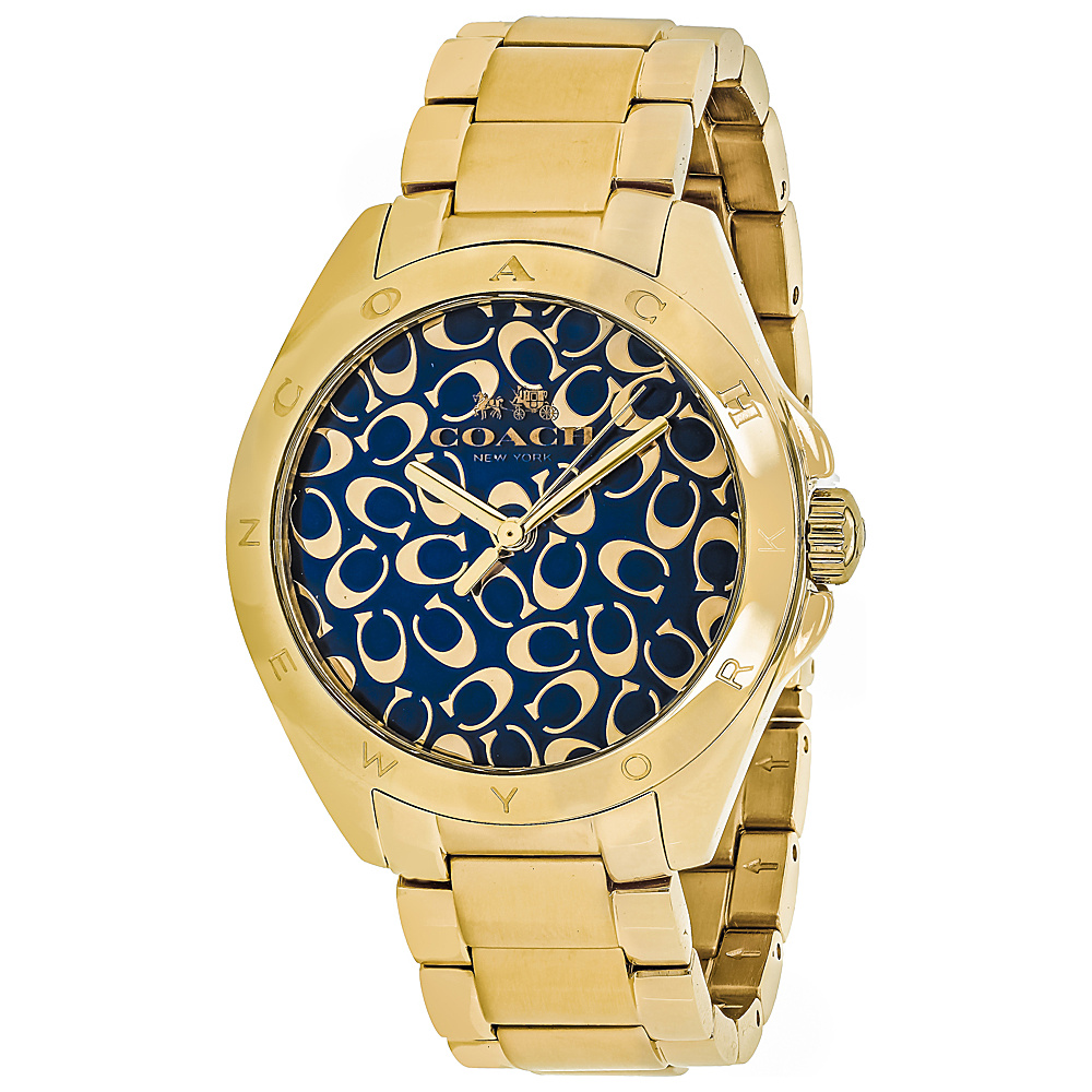 Coach Watches Women's Tristen Watch Black - Coach Watches Watches