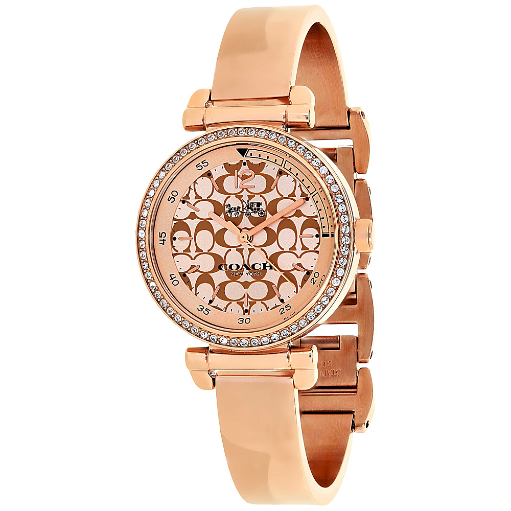 Coach Watches Women's Classic Watch Rose Gold - Coach Watches Watches