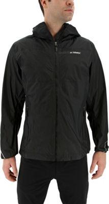 adidas outdoor Mens Fastpack 2.5l Jacket XL - Black - adidas outdoor Men's Apparel