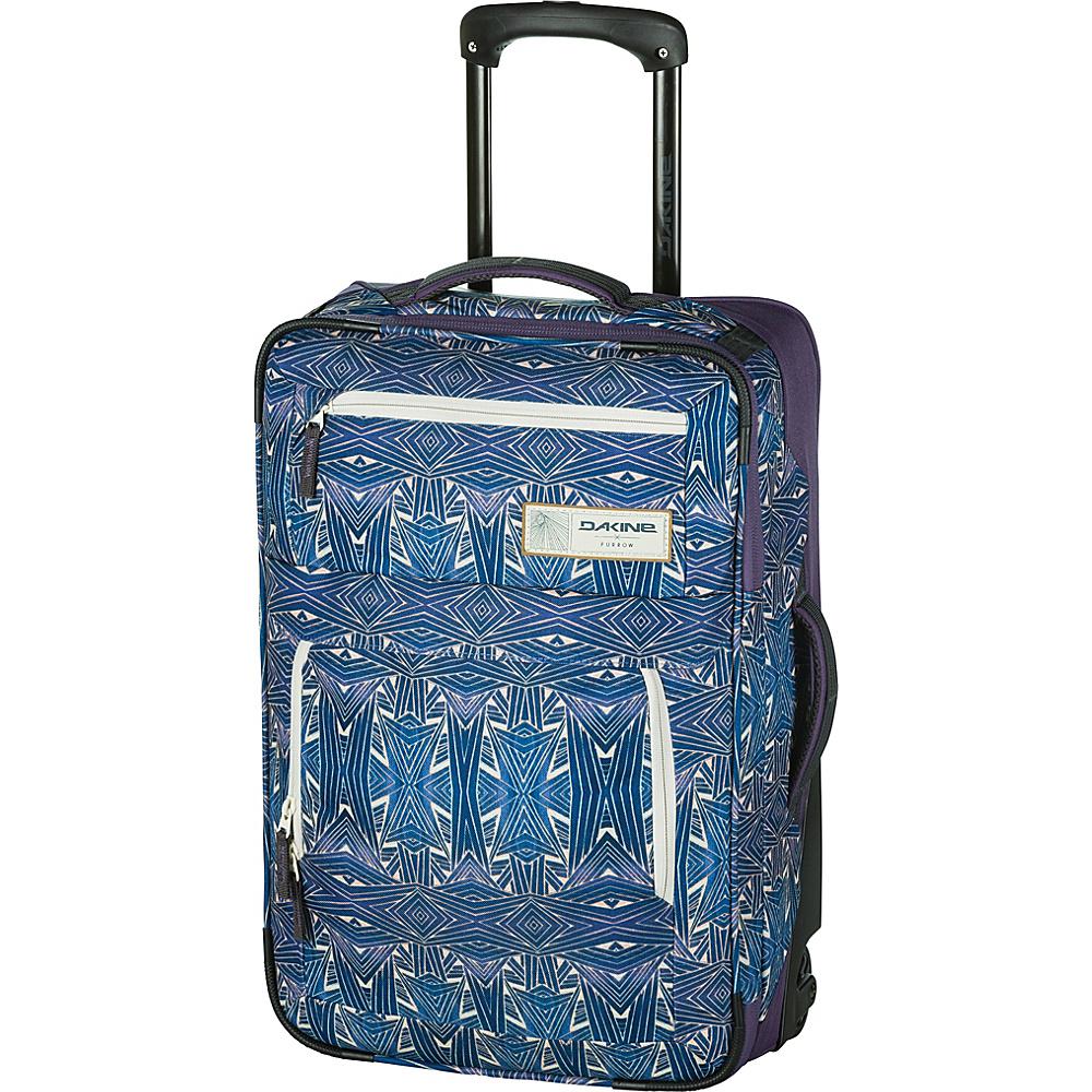 DAKINE Womens Carry On Roller 40L Furrow - DAKINE Small Rolling Luggage - Luggage, Small Rolling Luggage