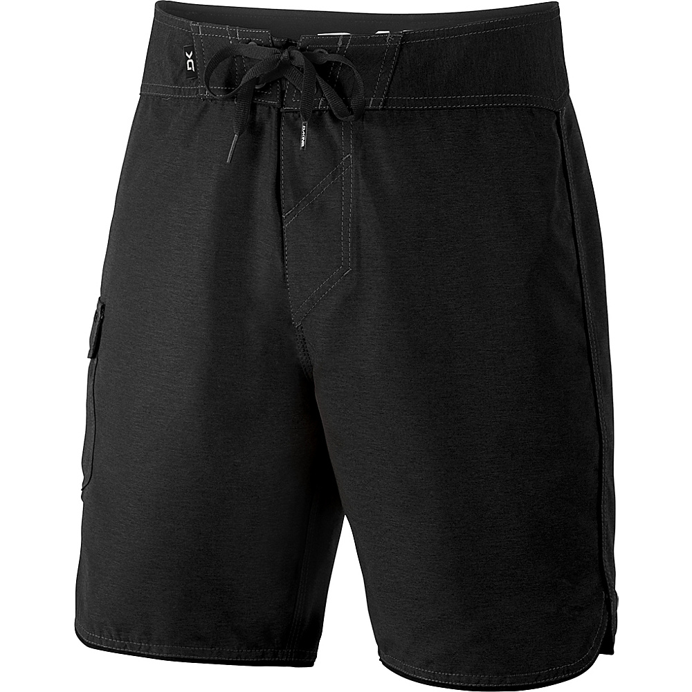 DAKINE Mens Frequency Boardshort 34 - Black - DAKINE Mens Apparel - Apparel & Footwear, Men's Apparel