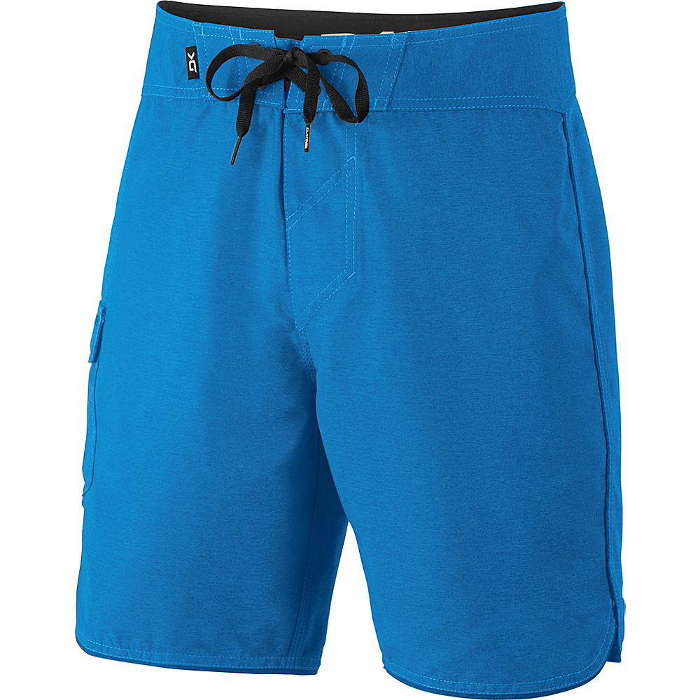 DAKINE Mens Frequency Boardshort 38 - Tabor Blue - DAKINE Mens Apparel - Apparel & Footwear, Men's Apparel