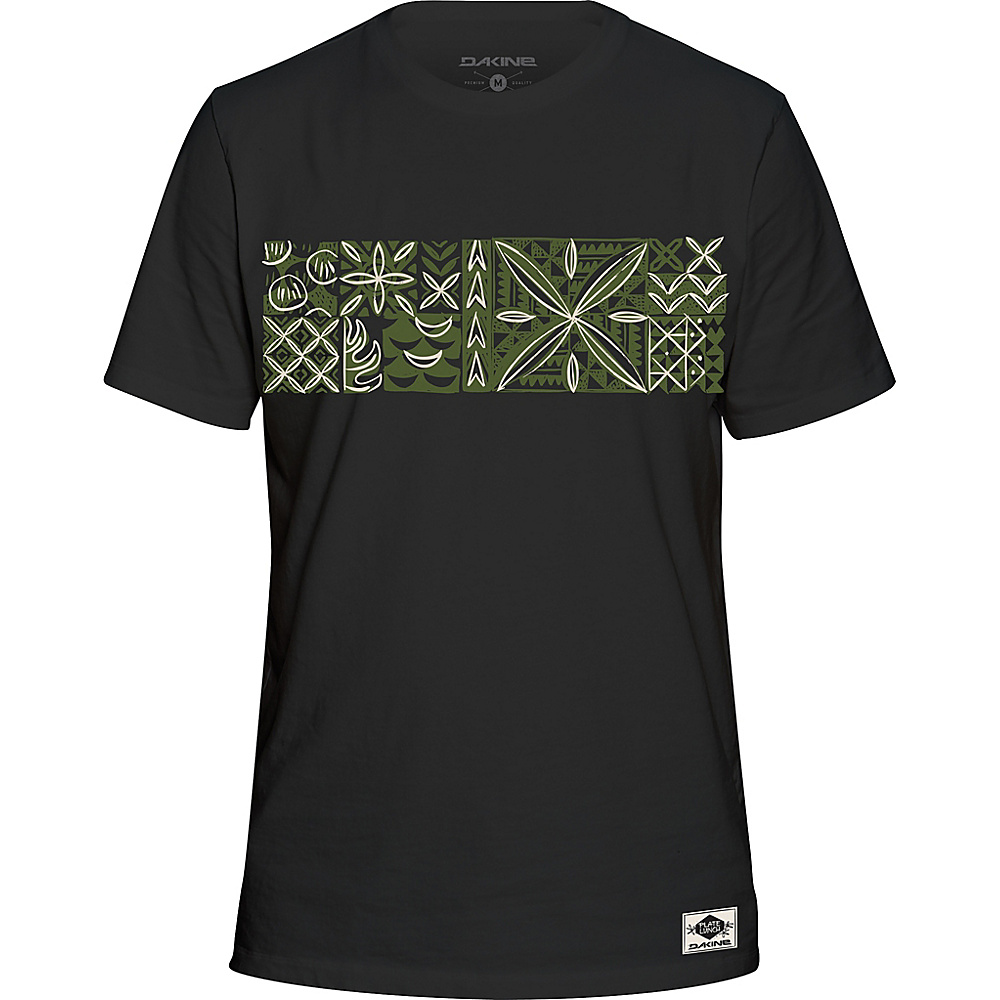 DAKINE Mens Plate Lunch T-Shirt S - Black - DAKINE Mens Apparel - Apparel & Footwear, Men's Apparel
