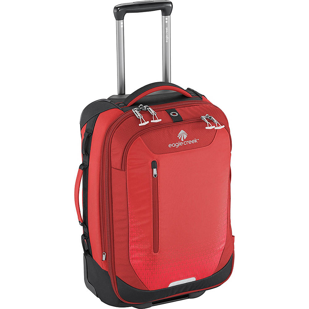 Eagle Creek Expanse Carry-On Volcano Red - Eagle Creek Softside Carry-On - Luggage, Softside Carry-On