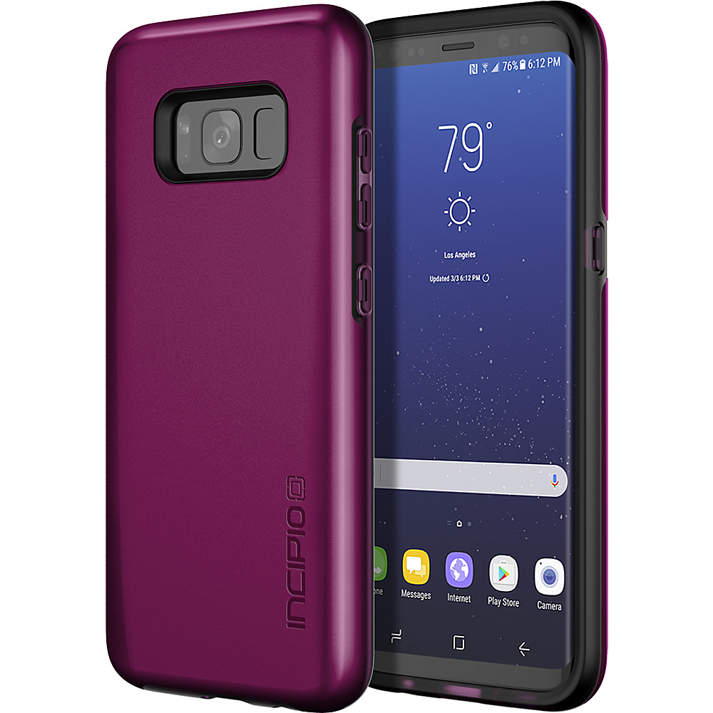 Incipio Haven LUX for Samsung Galaxy S8 Plum - Incipio Electronic Cases - Technology, Electronic Cases