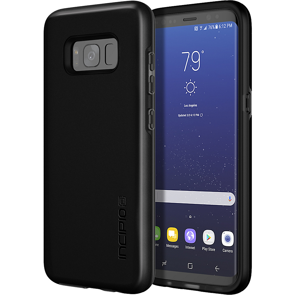 Incipio Haven LUX for Samsung Galaxy S8+ Black - Incipio Electronic Cases - Technology, Electronic Cases