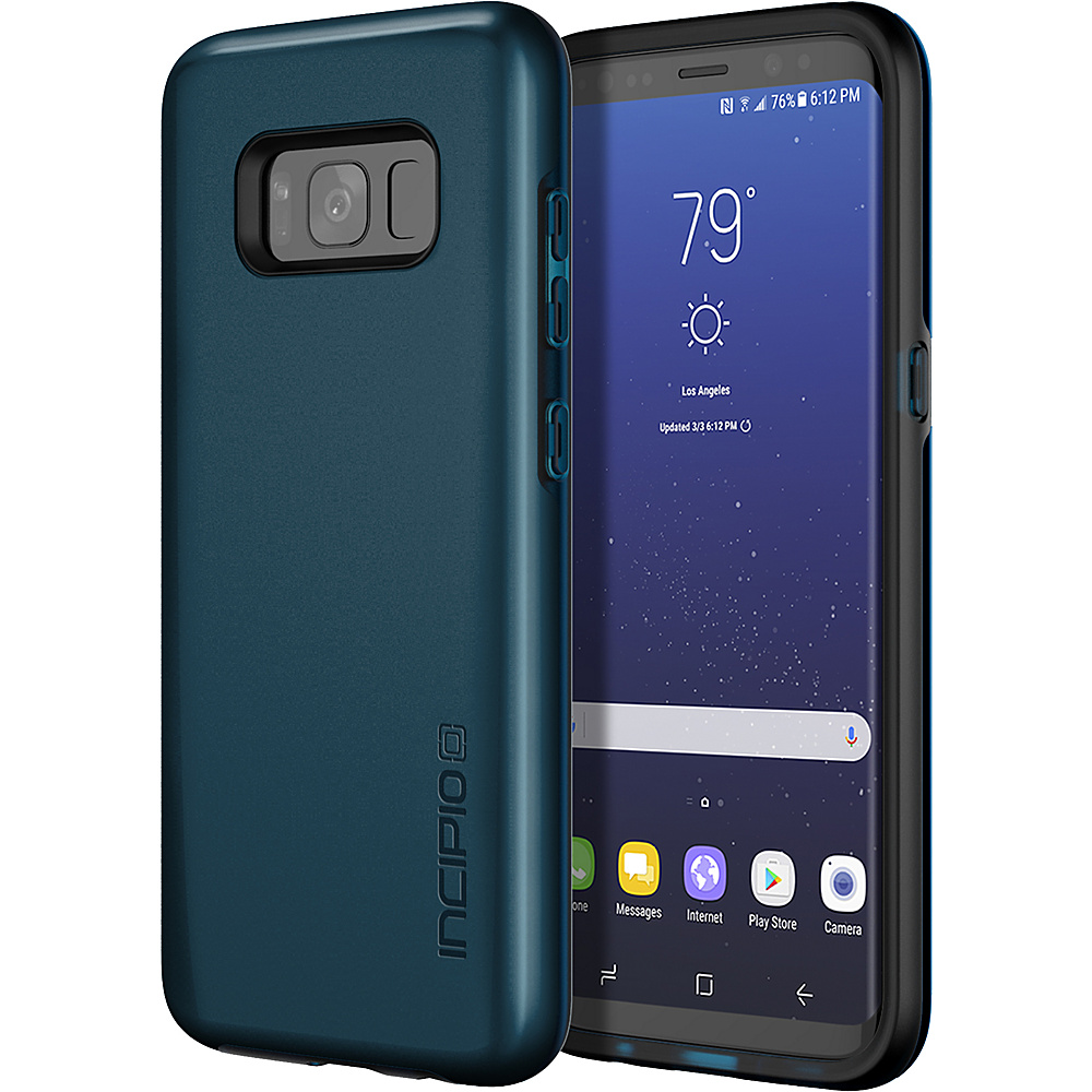 Incipio Haven LUX for Samsung Galaxy S8+ Deep Navy - Incipio Electronic Cases - Technology, Electronic Cases