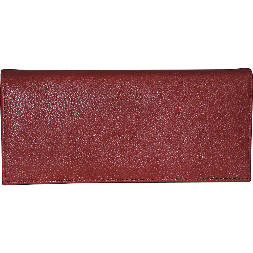 Buxton Florence Clutch Wallet Red - Buxton Womens Wallets - Women's SLG, Women's Wallets