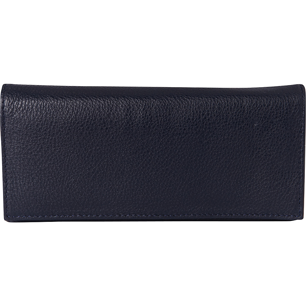 Buxton Florence Clutch Wallet Blue - Buxton Womens Wallets - Women's SLG, Women's Wallets