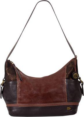 The Sak Kendra Hobo- Seasonal Colors Teak Multi - The Sak Leather Handbags