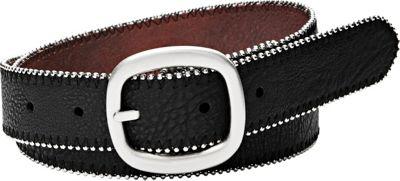 Relic Beaded Reversible Belt L - Black/Brown - Relic Belts